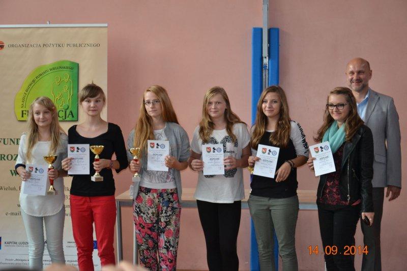 Skomlińscy szachiści uczestniczyli wXIII Szachowym Turnieju ˝Pamięci Września˝ wWieluniu